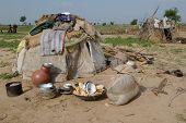 Shelter In Darfur