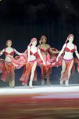 Aladdin Skaters In Red