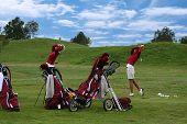 School Golf Team