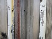 Repurposed Weathered Boards