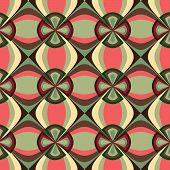 Vector Textile Pattern Design