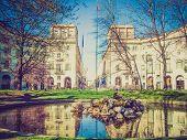 Retro Look Via Roma Turin