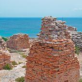 Ruins Detail