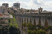 The Lisbon Aqueduct