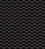 Vector seamless pattern background. Carbon fiber macro industrial texture