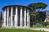 Temple Of Hercules, Rome
