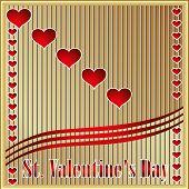 Happy St. Valentine's Day.