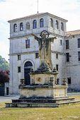 San Pedro De Cardena In Burgos