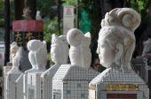 Guan Yin cabeza de fila