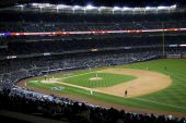 Yankee Stadium View ALCS 2009