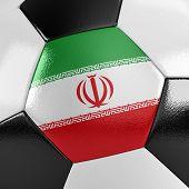 Iran Soccer Ball