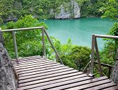 stock photo of tong  - The lagoon called  - JPG