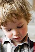 Sorrow Of The Little Boy