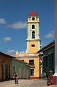 Tower in Historical Town of Trinidad