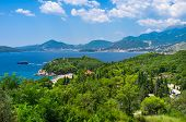 The Coastline Of Montenegro