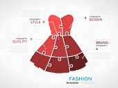 Fashion dress