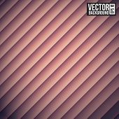 Light paper stripe background. Retro pattern