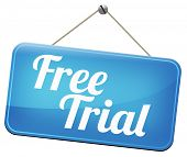 try now for free trial membership or product promotion free product sample, test or try it here and
