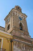 Clocktower. San Severo. Puglia. Italy.