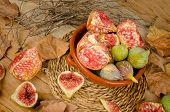 Figs And Pomegranates