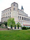 Chateau Mikulov, Czech Republic, Europe