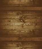 brown ancient wooden background.