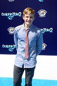 LOS ANGELES - SEP 7:  Nathan Gamble at the