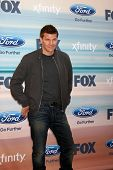 LOS ANGELES - SEP 8:  David Boreanaz at the 2014 FOX Fall Eco-Casino at The Bungalow on September 8, 2014 in Santa Monica, CA