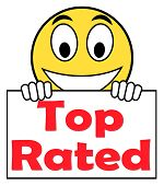 Top Rated On Sign Shows Best Ranked Special Product