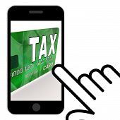Tax On Credit Debit Card Displays Taxes Return Irs