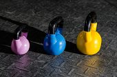 Kettlebells for training