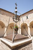 Italian water-well.
