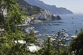 Amalfi Coast overview