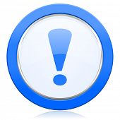 exclamation sign icon warning sign