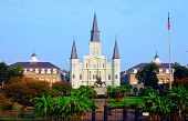 Jackson Square, New Orleans.