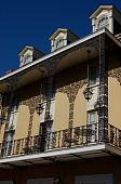 New Orleans - French Quarter Architecture