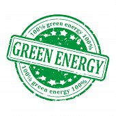 Green Stamp - Green Energy