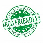 Green Stamp - Eco Friendly