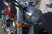 Morning Commute Motorcycle Headlight