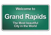 Welcome To Grand Rapids