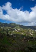 Inland Gran Canaria, Winter