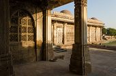 Sarkhej Roza Mosque In Ahmedabad