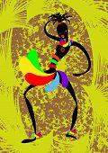 Temperamental dance