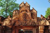 Banteay Sei Templo