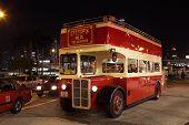 Double-decker Bus en Hong Kong