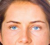 Unforgiving Blue Eyes