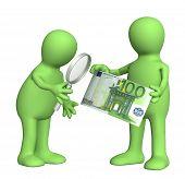 Autentificación del billete