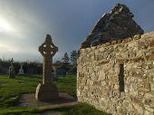 Clonmacnoise View