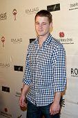 LOS ANGELES - JUN 14: Benjamin McKenzie at the Rock-N-Reel event held at Culver Studios in Los Angel