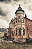Old Building In Ouray City, Colorado